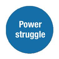 power-struggle